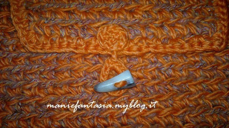 Borsa uncinetto di lana tutorial e spiegazioni manifantasia for Nodo invisibile per unire due fili di lana