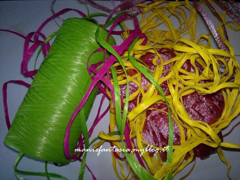 Connu borsa uncinetto estiva rafia e conchiglie - manifantasia KM41