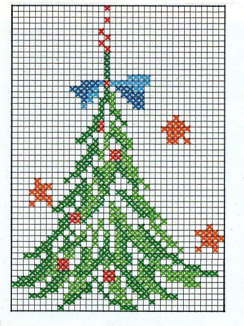 Schemi Ricamo Punto Croce Natale Da Scaricare Manifantasia