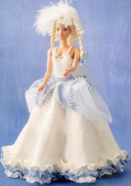 Vestiti Barbie Uncinetto Schemi Da Stampare Manifantasia
