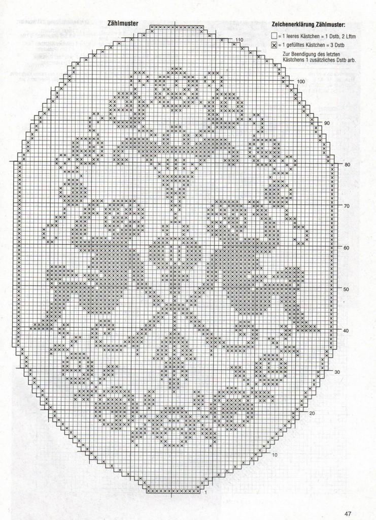 Schemi Di Centri A Filet Uncinetto Da Stampare Manifantasia
